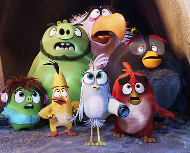 KinderKino: Angry Birds 2