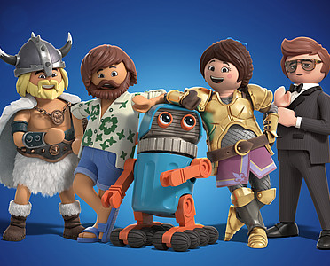 KinderKino: Playmobil der Film