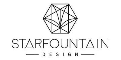 Starfountain Design Logo